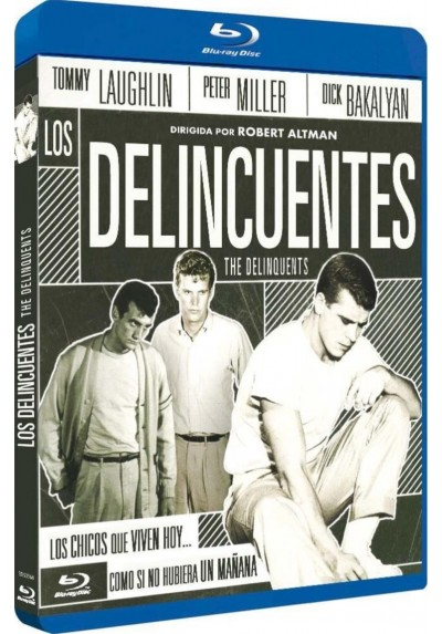 Delincuentes (The Delinquents) (Blu-Ray) (Bd-R)