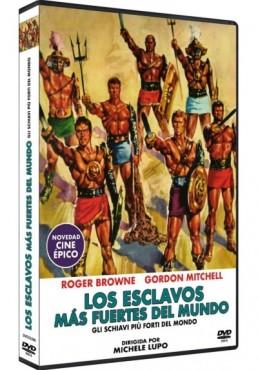 Los Esclavos Mas Fuertes Del Mundo (Gli Schiavi Più Forti Del Mondo) (Dvd-R)
