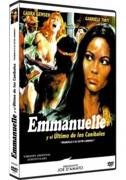 Emmanuel Y Los Ultimos Caníbales (Dvd-R) (Emanuelle E Gli Ultimi Cannibali) (V.O.S)