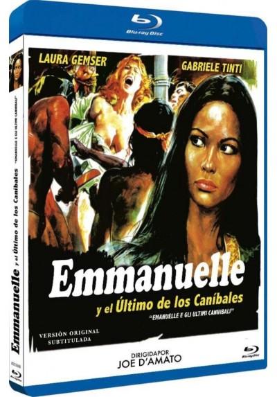 Emmanuel Y Los Ultimos Caníbales (Blu-Ray) (Bd-R) (Emanuelle E Gli Ultimi Cannibali) (V.O.S)