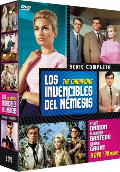 Pack Los Invencibles Del Nemesis