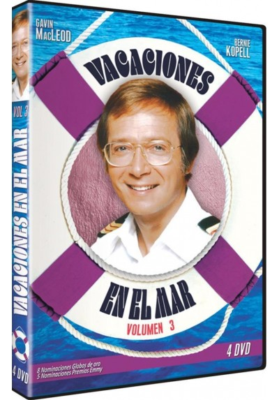 Pack Vacaciones En El Mar - Vol. 3 (The Love Boat)