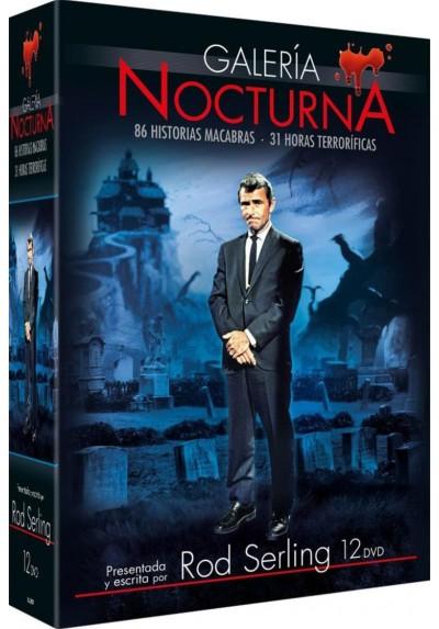 Pack Galeria Nocturna - 86 Historias Macabras (Night Gallery)