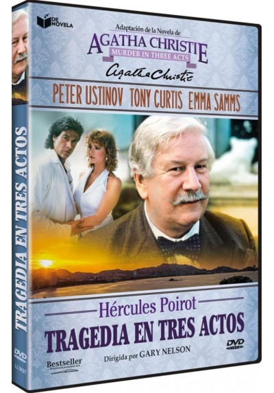 Hercules Poirot: Tragedia en Tres Actos (Murder in Three Acts)