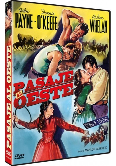 Pasaje al Oeste (Passage West)