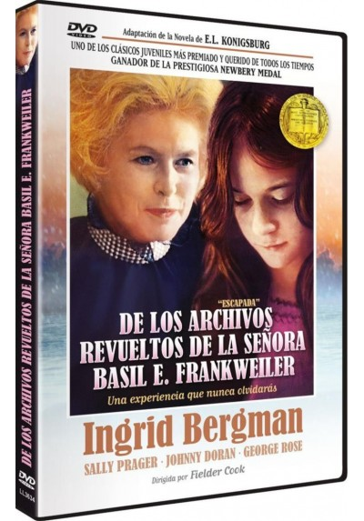De los Archivos Revueltos de la Señora Basil E. Frankweiler (From the Mixed-Up Files of Mrs. Basil E. Frankweiler (The Hideaways