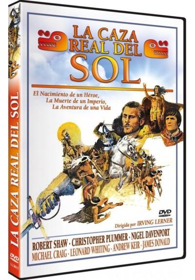 La Caza Real del Sol (The Royal Hunt of the Sun)