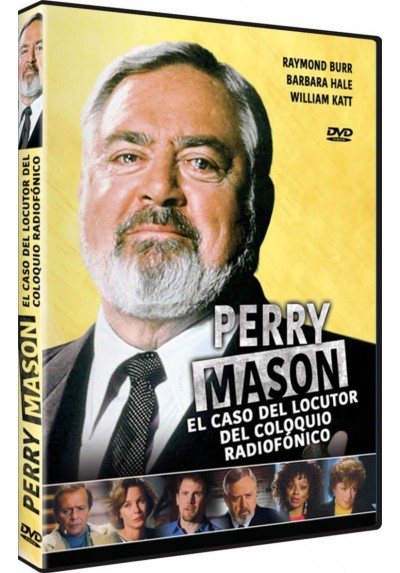 Perry Mason: El Caso del Locutor del Coloquio Radiofonico (The Case of the Telltale Talk Show Host)
