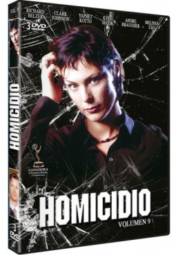Homicidio (Homicide: Life on the Street)  Vol. 9