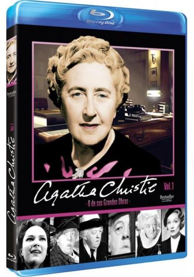 Pack Agatha Christie Volumen 1 - 6 de sus Grandes Obras (Blu-Ray)