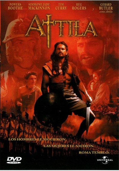 Attila, Rey de los Hunos (Attila)