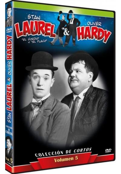 Stan Laurel & Oliver Hardy - Coleccion de Cortos Vol. 5