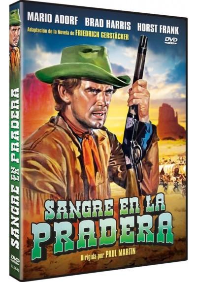 Sangre en la Pradera (Die Goldsucher von Arkansas)