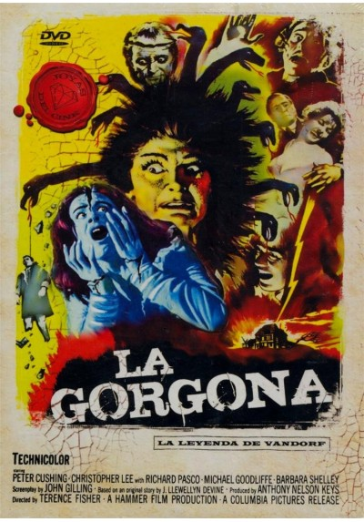 La Gorgona - La leyenda de Vandorf (The Gorgon)