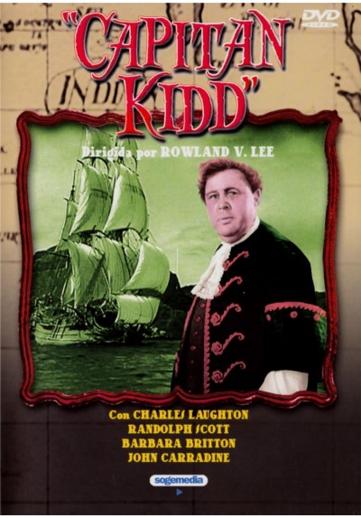 Capitan Kidd (Captain Kidd)