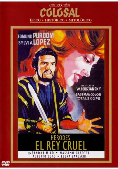 Herodes, El Rey Cruel (Erode Il Grande)