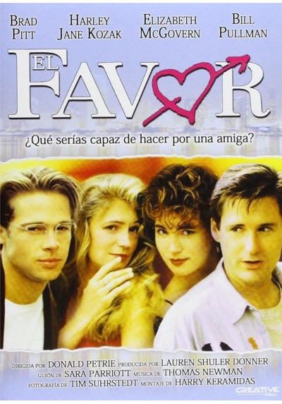 El Favor (1994) (The Favor)