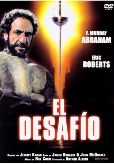 El Desafio (1991) (By The Sword)