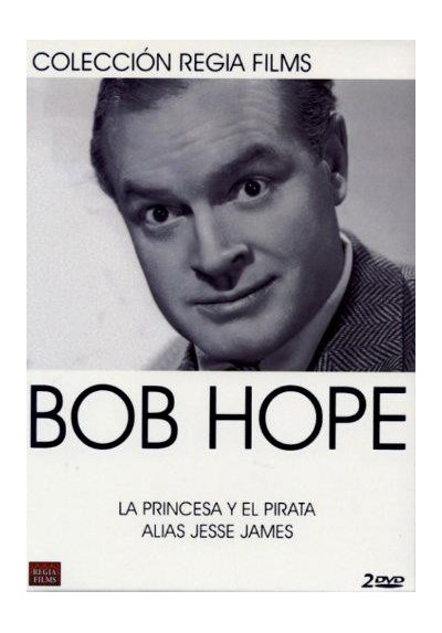 Pack Bob Hope: La Princesa y El Pirata / Alias Jesse James.