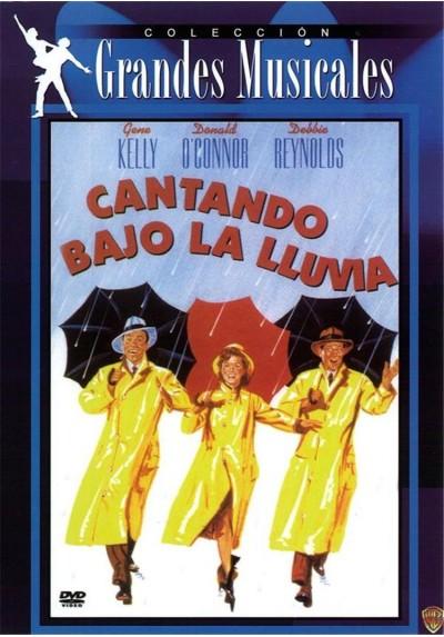 Cantando Bajo la Lluvia (Singin' in the Rain)