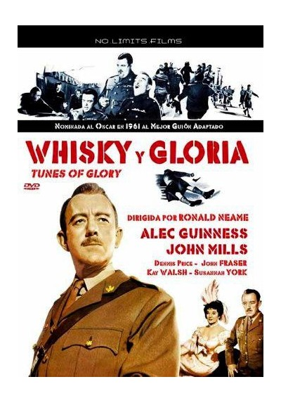 Whisky Y Gloria (Tunes Of Glory)