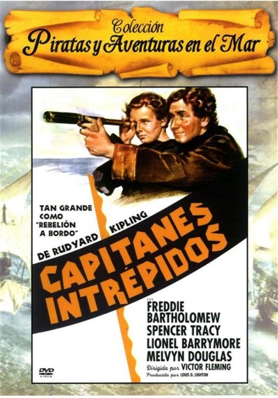 Capitanes Intrépidos (Captains Courageous)