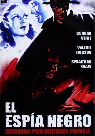El Espia Negro (The Spy In Black)