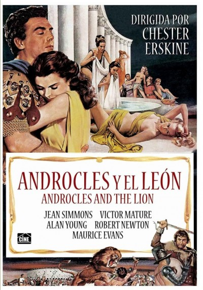 Androcles Y El Leon (Androcles And The Lion)