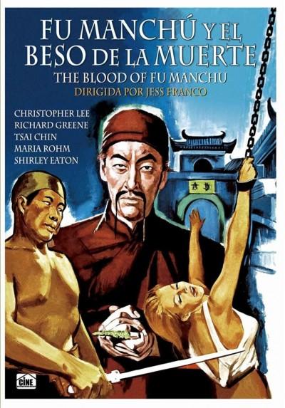 Fu Manchu Y El Beso De La Muerte (The Blood Of Fu Manchu)