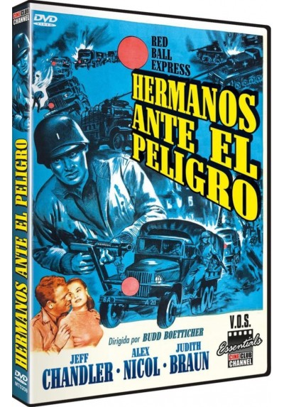 Hermanos Ante El Peligro (V.O.S.) (Red Ball Express)
