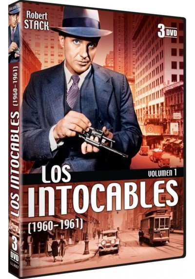 Los Intocables (1960-1961) - Vol. 1 (The Untouchables)