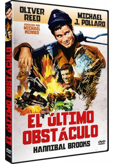 El ultimo Obstaculo (Hannibal Brooks)
