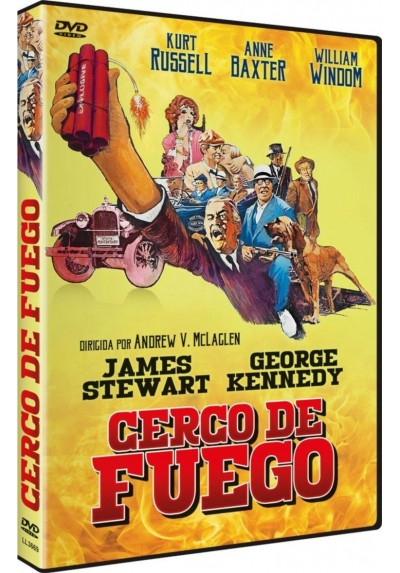Cerco De Fuego (1971) (Fool´s Parade)