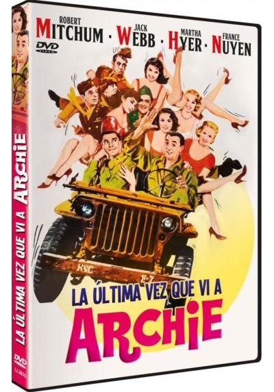 La Ultima Vez Que Vi A Archie (The Last Time I Saw Archie)