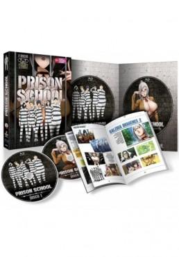 Prison School Serie Completa - Edicion Coleccionista (Blu-Ray)