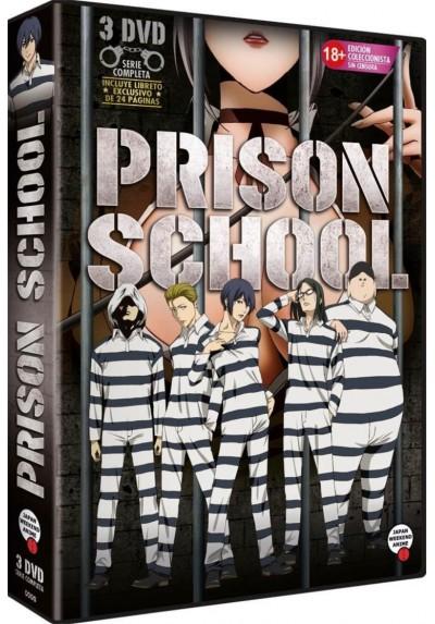 Prison School Serie Completa + Libreto