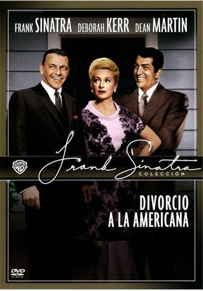 Divorcio a la Americana (Marriage on the Rocks)