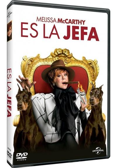Es La Jefa (The Boss)