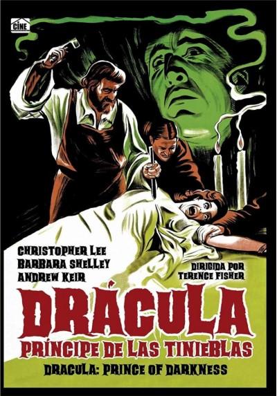 Dracula : Príncipe De Las Tinieblas (Dracula: Prince Of Darkness)