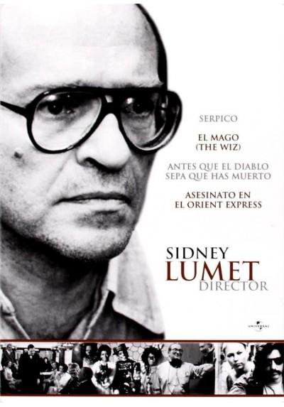 Sidney Lumet - Coleccion Directores (Ed. Metalica)