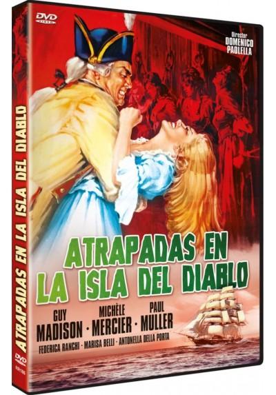 Atrapadas en la Isla del Diablo (Le prigioniere dell'isola del diavol)