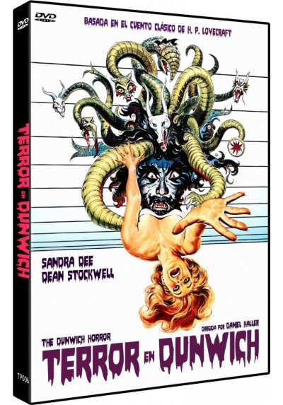 Terror en Dunwich (The Dunwich Horror)