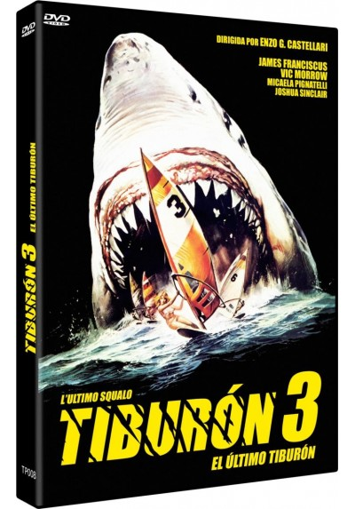 El ultimo tiburon (Tiburon 3) (L'ultimo squalo (The Last Shark)