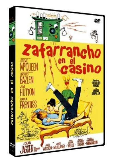 Zafarrancho En El Casino (The Honeymoon Machine)