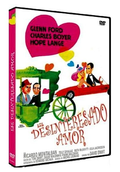 Ese Desinteresado Amor (Love Is A Ball)