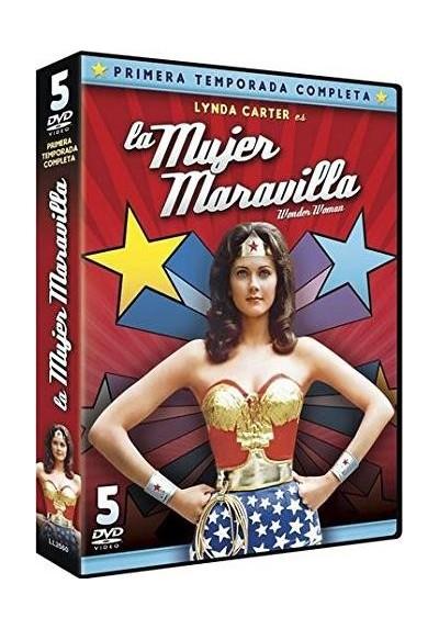La Mujer Maravilla - 1ª Temporada (Wonder Woman)