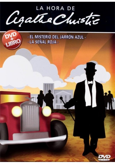Pack La Hora De Agatha Christie : El Misterio Del Jarron Azul / La Señal Roja (The Mystery Of The Blue Jar / The Red Signal)