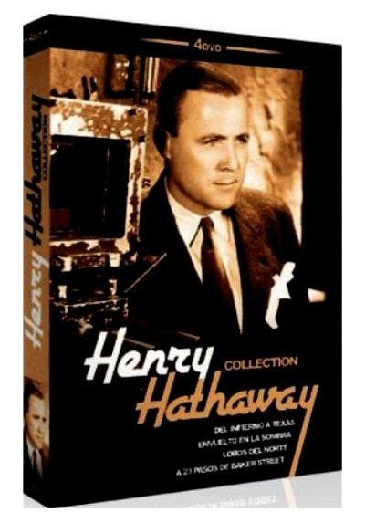 Pack Henry Hathaway : Collection