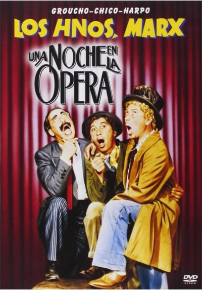 Una Noche En La Opera (A Night At The Opera)