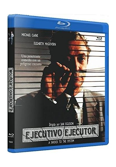 Ejecutivo Ejecutor (Blu-Ray) (A Shock To The System)